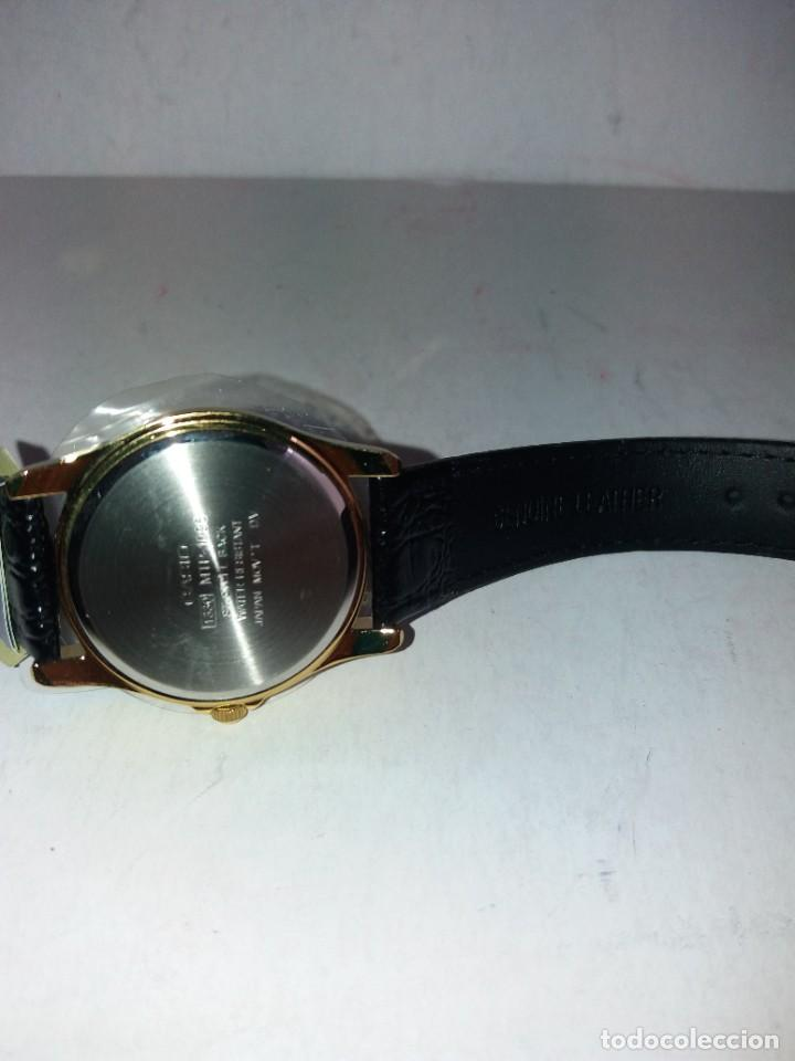 Relojes - Casio: MAGNIFICO RELOJ CASIO MTP1096 HOMBRE CRISTAL MINERAL PIEL ABSOLUTAMENTE NUEVO - Foto 7 - 262760895