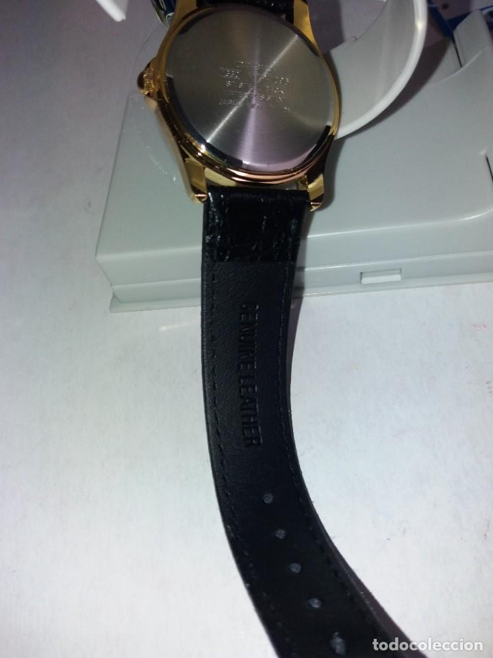 Relojes - Casio: MAGNIFICO RELOJ CASIO MTP1096 HOMBRE CRISTAL MINERAL PIEL ABSOLUTAMENTE NUEVO - Foto 17 - 262760895