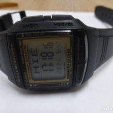 Relojes - Casio: CASIO DB-36, FUNCIONANDO. Lote 262805030