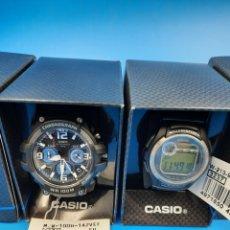 Relojes - Casio: PAREJA CASIO NUEVOS.. Lote 263589675