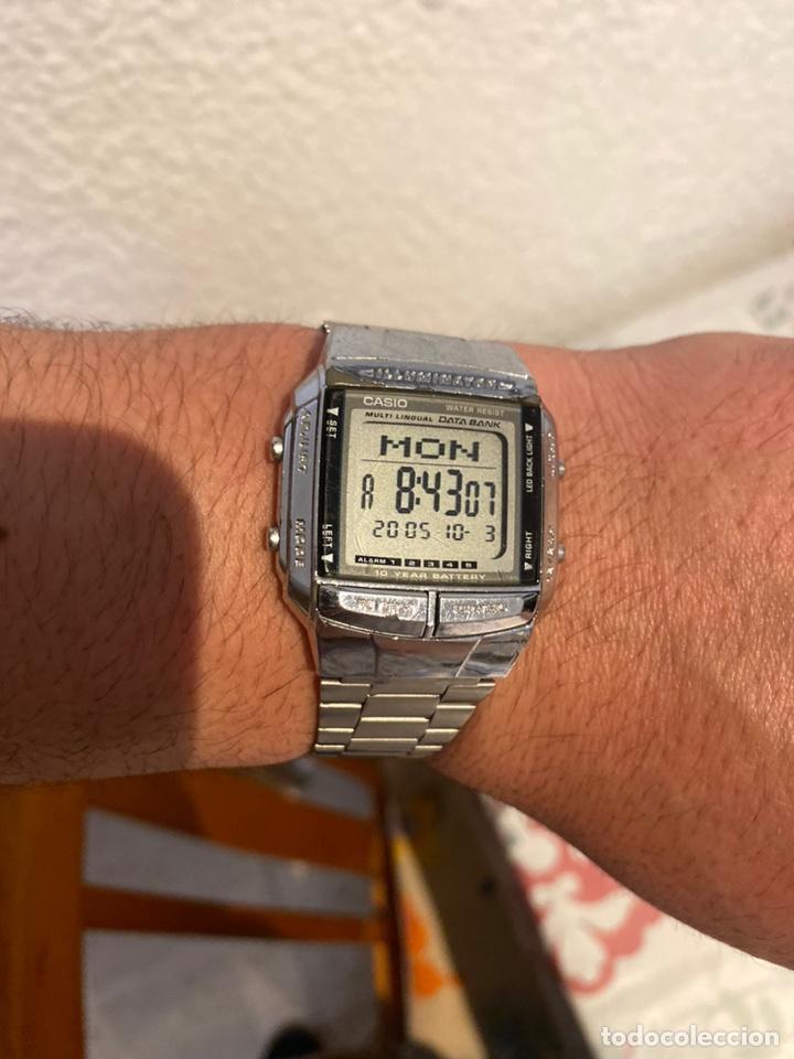 RELOJ CASIO 2515 13 IDIOMAS METAL . FUNCIONA PERFECTAMENTE (Relojes - Relojes Actuales - Casio)