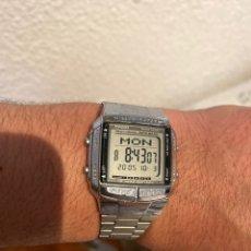 Relógios Casio: RELOJ CASIO 2515 13 IDIOMAS METAL . FUNCIONA PERFECTAMENTE. Lote 263956250
