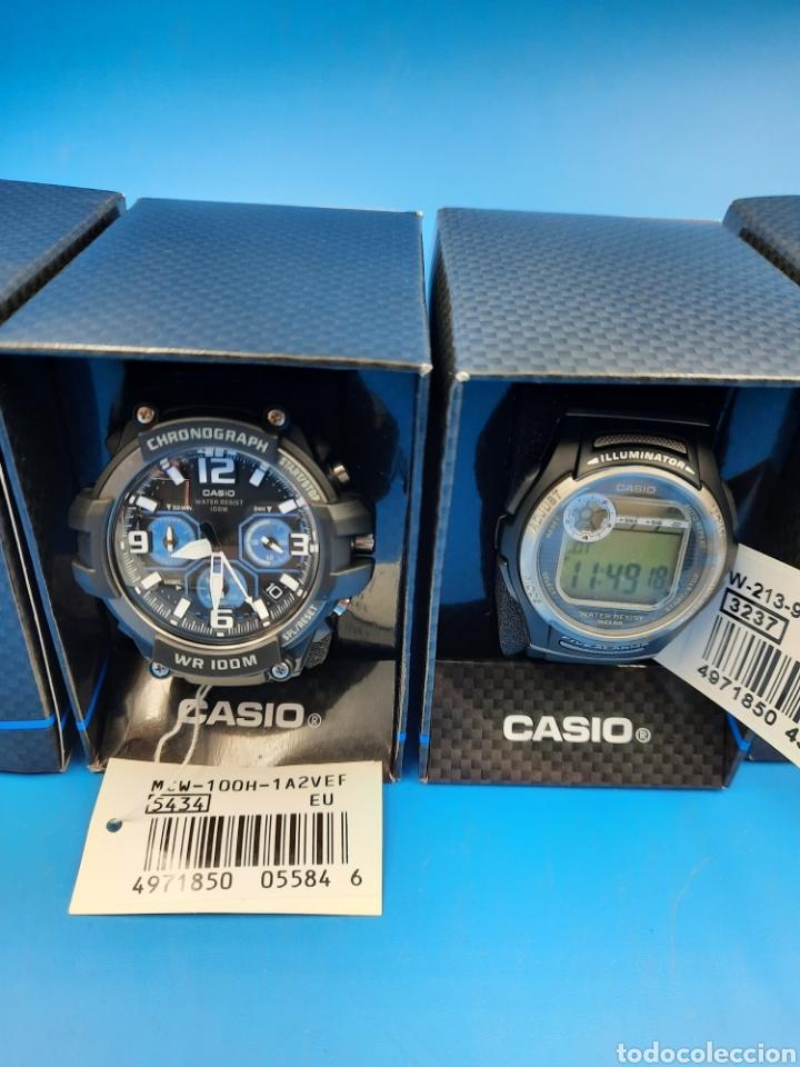 RELOJES CASIO. CASIO W-213-9AVES Y CASIO MCW- 100H- 1A2VEF (Relojes - Relojes Actuales - Casio)