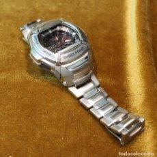 Relojes - Casio: RELOJ CASIO G-SHOCK DE CORREA METALICA.. Lote 264173348