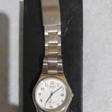 Relojes - Casio: RELOJ CASIO DE PRINCIPIOS DE LOS 80.ANALOGICO-CALENDARIO.FUNCIONANDO.. Lote 264839759