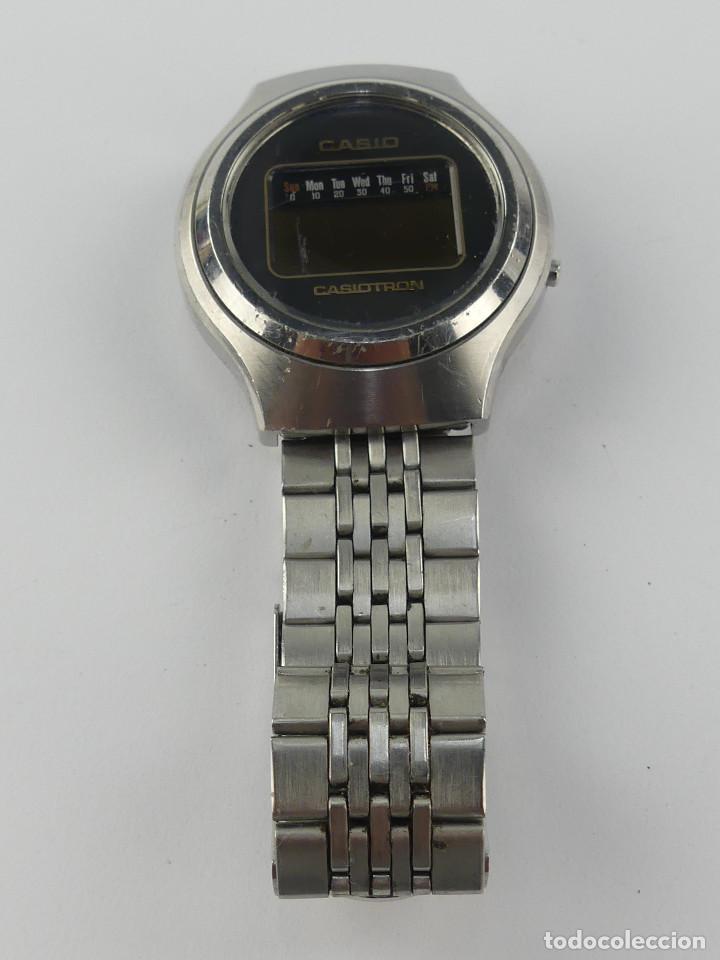 VINTAGE RELOJ CASIO CASIOTRON R-11 JAPON (Relojes - Relojes Actuales - Casio)