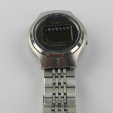 Relógios Casio: VINTAGE RELOJ CASIO CASIOTRON R-11 JAPON. Lote 265144774