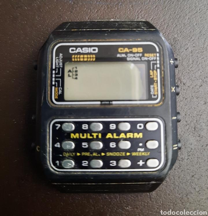 CASIO CA-95 (Relojes - Relojes Actuales - Casio)