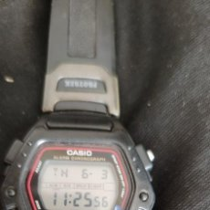 Relojes - Casio: FANTASTICO CASIO DW-290, MISION IMPOSIBLE. FUNCIONANDO.. Lote 267027459