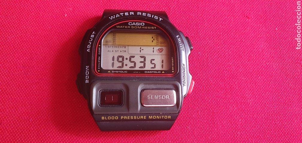 RELOJ CASIO BP-100 SOLO UN BOTON DE MODE NO FUNCIONA OTROS SI FUNCIONAN MIDE 36.7 MM DIAMETRO (Relojes - Relojes Actuales - Casio)