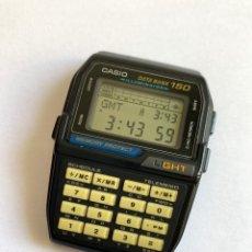 Relojes - Casio: RELOJ COLECCIÓN VINTAGE CASA CASIO DBC-150 DATA BANK ILLUMINATOR ORIGINAL. Lote 268994549