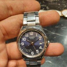 Relojes - Casio: CASIO MTP-1369D-1BVEF - RELOJ ANALÓGICO DE CUARZO CON CORREA DE ACERO INOXIDABLE PARA HOMBRE. Lote 271036028
