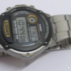 Relojes - Casio: CASIO 1536 W-87H. NOS. FUNCIONANDO. Lote 271545638