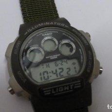 Relojes - Casio: CASIO 1534 W-727H. FUNCIONANDO. Lote 271547803