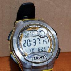 Relojes - Casio: RELOJ CASIO 2925 - W-752 CON CORREA DE GOMA. Lote 271895508