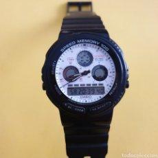 """Relógios Casio: CASIO AW 20 """"SPEED MEMORY 100"""" VINTAGE AÑ0 1989.. Lote 284420023"""