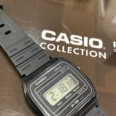 Relojes - Casio: RELOJ CASIO F 12 - VINTAGE JAPAN 1984 (VER FOTOS). Lote 272274113