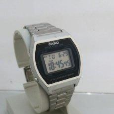 Orologi - Casio: RELOJ CASIO B640 DIGITALCABALLERO CORREA ACERO. Lote 272465818