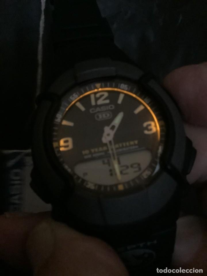 Relojes - Casio: RELOJ CASIO HDC 600 BLACK ¡¡ BATERIA DE 10 AÑOS !! VINTAGE ¡¡ AÑOS 90 !! - ¡¡¡¡NUEVO!!!! - Foto 5 - 128678471
