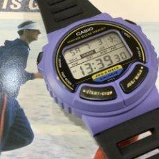 Relojes - Casio: RELOJ CASIO JC 11 ¡¡ JOG & WALK !! AÑO 1988 COMO NUEVO (VER FOTOS). Lote 274819793