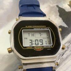 Relojes - Casio: RELOJ CASIO G SHOCK DW 5700 C GOLD ¡¡JAPAN AÑO 1987!! (VER FOTOS). Lote 274823938