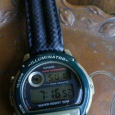 Relojes - Casio: CASIO ILLUMINATOR W-89H. Lote 276190173