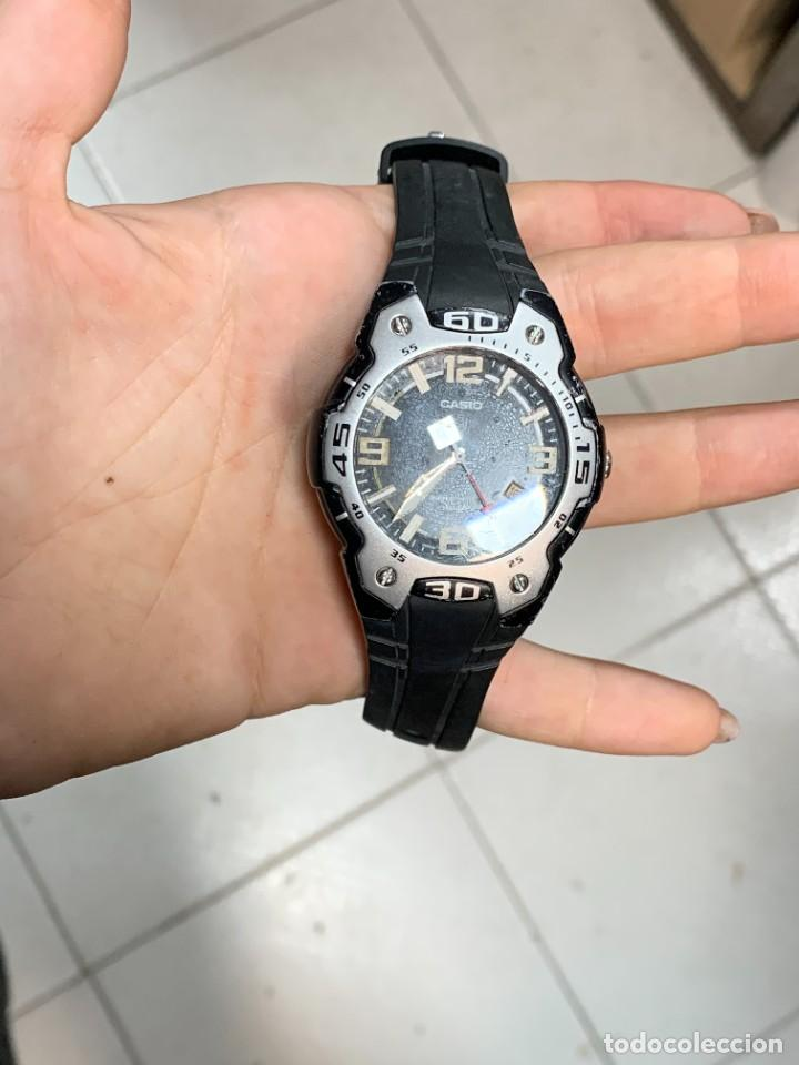 RELOJ CASIO CASED IN CHINA 2783 MTR-102 ALUMINIO PVC 40MM (Relojes - Relojes Actuales - Casio)