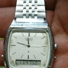 Relojes - Casio: RELOJ CASIO 309, AG-342, ANALÓGICO Y DIGITAL, JAPAN. Lote 278560213