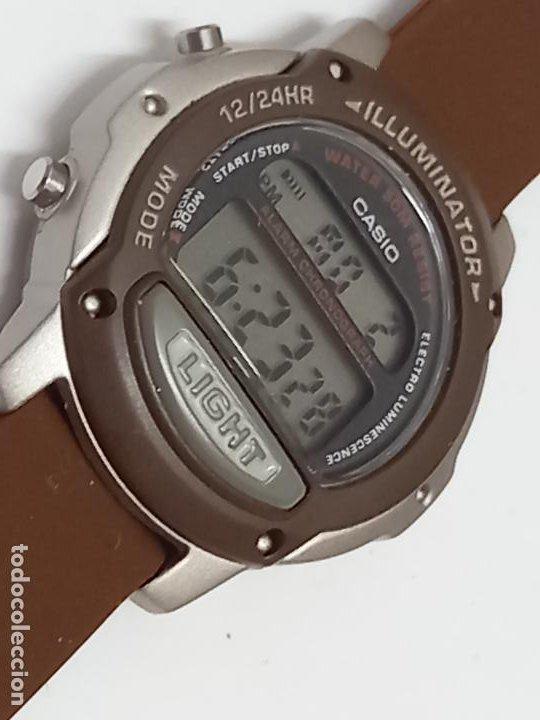 CASIO 1602 LW-22H (Relojes - Relojes Actuales - Casio)