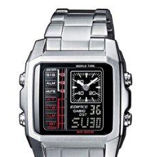 Relojes - Casio: RELOJ CASIO EFA-124D ORIGINAL NUEVO. Lote 279338608