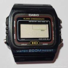 Relógios Casio: 23-RELOJ CASIO CRONO-ALARM MOD. 690-DW 260, AÑO 1989. Lote 282938823