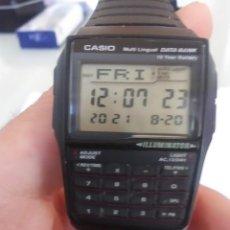 Montres - Casio: CASIO CALCULADORA DBC-32 PRACTICAMENTE NUEVO. Lote 283202263