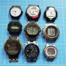 Relojes - Casio: LOTE RELOJES CASIO. Lote 283668953