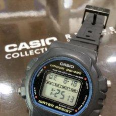 Relojes - Casio: RELOJ CASIO DW 280 ¡¡ VINTAGE AÑO 1992 !! (VER FOTOS). Lote 283840603