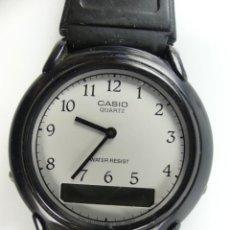 Montres - Casio: VINTAGE RELOJ PULSERA QUARTZ CASIO. Lote 285471833