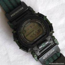 Relojes - Casio: RELOJ DE PULSERA DIGITAL CASIO PROTECTION G-LIDE, FUNCIONANDO. Lote 287002003