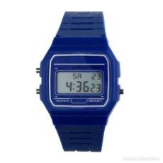 Relojes - Casio: RELOJ DIGITAL CORREA GOMA CLASICO RETRO ACUATICO. Lote 287080028