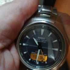 Relógios Casio: RELOL CASIO WAVER CEPTOR TOUGH SOLAR 100M. Lote 287205163