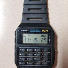 Relojes - Casio: CASIO CALCULADORA 3208 CA-53W. Lote 287557878