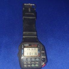 Relógios Casio: RELOJ CASIO CALCULADORA MANDO A DISTANCIA FUNCIONA. Lote 287962268