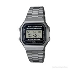 Relojes - Casio: RELOJ CASIO VINTAGE ICONIC A168WEGG-1AEF. Lote 288012933