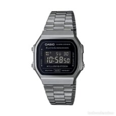 Relojes - Casio: RELOJ CASIO VINTAGE ICONIC A168WEGG-1BEF. Lote 288013363