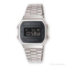 Relojes - Casio: RELOJ CASIO VINTAGE ICONIC A168WEM-1EF. Lote 288013728