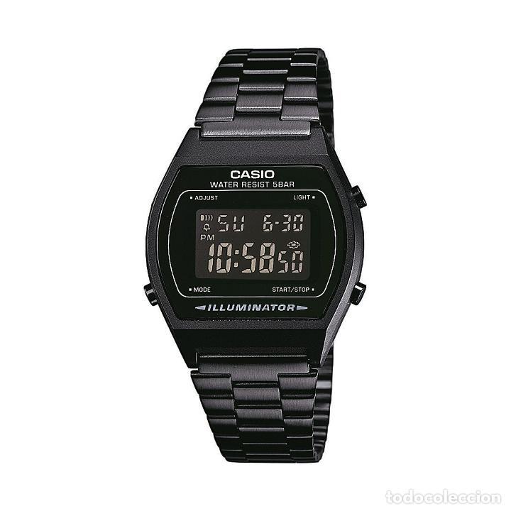 RELOJ CASIO VINTAGE EDGY B640WB-1BEF NEGRO (Relojes - Relojes Actuales - Casio)