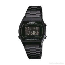 Relojes - Casio: RELOJ CASIO VINTAGE EDGY B640WB-1BEF NEGRO. Lote 288015348