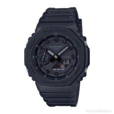 Relojes - Casio: RELOJ CASIO G-SHOCK CLASSIC GA-2100-1A1ER. Lote 288016193