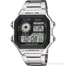 Relojes - Casio: RELOJ CASIO COLLECTION AE-1200WHD-1AVEF. Lote 288022803