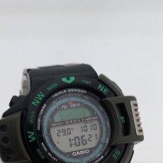 Relojes - Casio: RELOJ CASIO ATC-1000 MODULO 1170 JAPAN. Lote 288149273