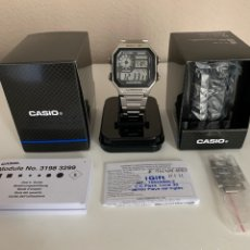 Relojes - Casio: CASIO. Lote 289259893