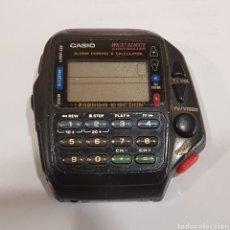 Relojes - Casio: RELOJ CASIO MANDO/CALCULADORA CMD 40. Lote 289716723